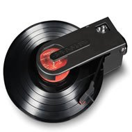 Player Portatil para Disco de Vinil