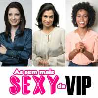 As Sem Mais Sexy da Revista Vip