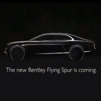 Novo Bentley Flying Spur Está Chegando