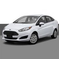 Ford New Fiesta Sedan 2015